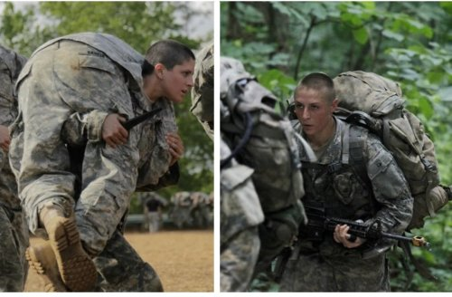 army rangers women