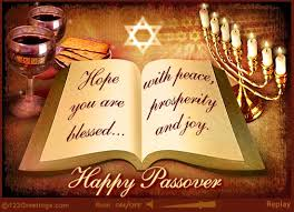 happy passover & happy easter to all our friends – to peace, safety